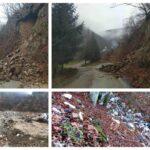 Одрони и нестандардни патишта закана за безбедноста на жителите на Кривопаланечко: Локалната власт бара помош од централната за решавање на проблемот